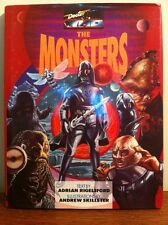 Dr Who: The Monsters  By Adrian Rigelsford And Andrew Skilleter 1992 BOOK