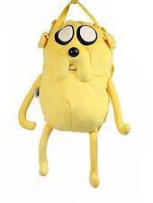 Adventure Time Jake Plush Back Pack / Bag