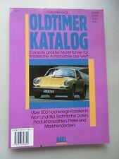 Oldtimer Katalog Europas größter Marktführer für klassische Automobile der Welt