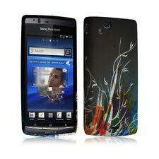 Housse étui coque gel pour Sony Ericsson Xperia Arc / Arc S motif HF34