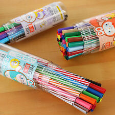 Watercolors Drawing Painting Pen for Children Art Pens Washable Seal Marker Pen