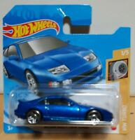 Hot Wheels 2021 HW #23 Nissan Fairlady 300ZX Twin Turbo Z32 Met Blue NEW
