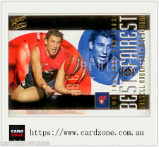 RARE-2004 Select AFL Ovation Trading Card Best & Firest BF 15: Russell Robertson