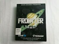 Frontier Elite II Atari ST Game By Konami.