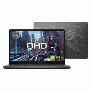 ASUS ROG Zephyrus G14 Gaming Laptop R9-4900H 16GB 1TB 2060 Grey GA401IV-HA116T