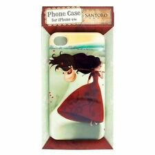 iPhone 4/4S Hard Case - Pathway Of Love - Santoro Eclectic