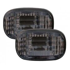 AUTOART intermitente lateral Luces Cristal Negro Ahumado Para Lexus Toyota