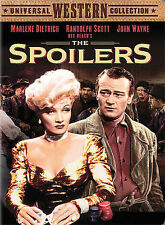 The Spoilers (DVD, 2004)