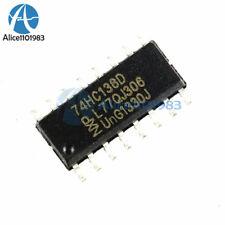 10 x 74HCT138D 3 to 8 Line Decoder Demultiplexer Philips SO-16 10pcs