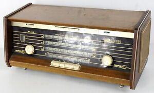 Vintage Philips Radiogram Gramm Tube Type Stereo Shortwave FM Radio