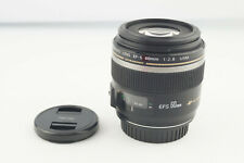Canon Macro Lens EF-S 60mm 1:2.8 USM Canon EF-S Mount # 5502