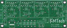 Connect up to 4x LM3886 ICs in Parallel Chipamp Gainclone PCB only DIY