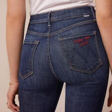 NWT Mother Denim The Dazzler, Clean Sweep Size 24, 25, 26, 27, 28, 29 $218