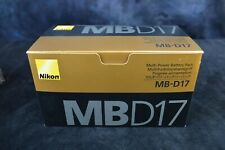 Nikon MB-D17 Multi-Power Battery Pack and Vertical Grip