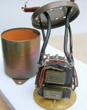 Telefunken Stereo step up,moving coil MC Input Transformer Bv.42-01 98.00-02.7 n