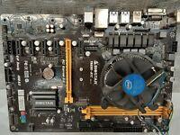 Biostar TB250-BTC motherboard w/ Celeron G4400 processor bundle