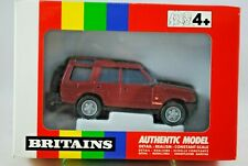 1:32 Britains 9480 LAND ROVER DISCOVERY Tdi Vehicle Metallic Color Made in UK