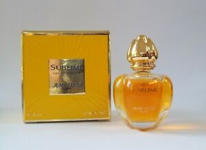 SUBLIME  by  JEAN PATOU   woman  MINI  /   Miniature  PERFUME 4ml edp  + BOX