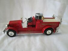 Diecast ERTL 1926 Seagraves Fire Engine by Princeton Gallery Made in 1992