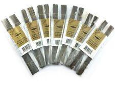 12 lames de scie 3/0 Glardon Vallorbe Swiss Made bijoutier chantourner 130 mm