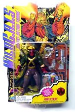 WildCATS Grifter Action Fig + Bonus Daemonite AF Jim Lee Cards New 1994 Amricons
