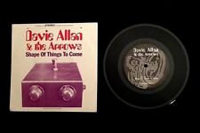 """DAVIE ALLAN AND THE ARROWS SHAPE OF THINGS TO COME 7"""" SINGLE MAX FROST TROOPERS"""