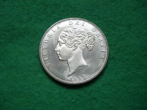 Victoria 1842 Young Head Half Crown Filler coin (not genuine) FREEPOST