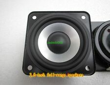 "1pcs For JBL 2.5"" inch 8Ohm 8Ω 15W Full-range Audio Speaker Woofer Loudspeaker"
