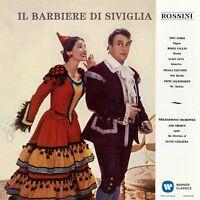 CALLAS/GOBBI/POL/GALLIERA - IL BARBIERE DI SIVIGLIA (REMASTERED 2014) 2 CD NEU