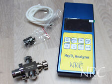 The NRC Divesoft O2 Oxygen Analyser with Standard Flow Limiter