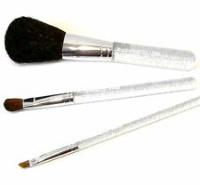 MAC COSMETICS 3 x FACE & EYE TRAVEL BRUSHES 129se 275se 266se GLITTER BRUSH UB