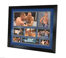 Chuck Liddell Signed Photo UFC Memorabilia Limited Edition FRAMED