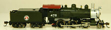 N Scale Model Power 876041 2-6-0 w/DCC/Sound Great Northern #475