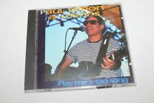 Play Me A Sad Song By Paul Simon & Friends CD