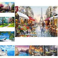 500 / 300 Pieces DIY Jigsaw Fairytale Scenery Puzzle for Adults Kids Toys Gifts
