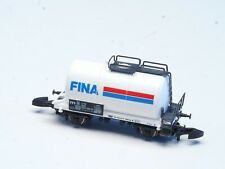 Marklin Z-scale FINA Tank car Special Edition, very limited release,