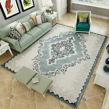 Luxury Living Room Carpet Thick Bedroom Bedroom Rug Modern Sofa Coffee Table