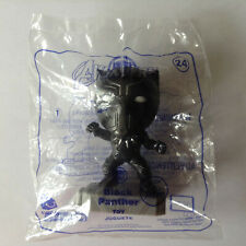 BLACK PANTHER #24 RARE McDonald's Happy Meal Avengers Endgame Mystery Toy SEALED