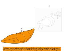 HYUNDAI OEM Veloster Foglight Fog Driving Light Lamp-Bezel Right 865242V500