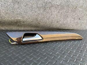 Mercedes X166 GL350 GL550 GL450 Intérieur Arrière Droit Porte Manche Bordure OEM