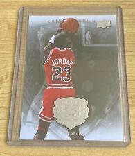 Michael Jordan 2009-10 UD Jordan Legacy The Shot Chicago Bulls nice card