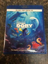 Disney Pixar Finding Dory (2-Disc Blu-ray2016) - No Digital Code FAST SHIP