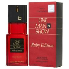 One Man Show Ruby Edition by Jacques Bogart Cologne 3.33 / 3.4 oz EDT for Men