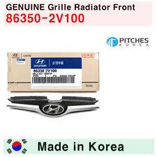 [86350-2V100]GENUINE Hyundai Grille Radiator Front for 2012-2017 Veloster