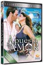 APUESTA POR UN AMOR - DVD Telenovela  NEW SEALED * 2-Disc Set * USA Version