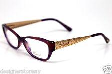 CHOPARD VCH101S  VCH 101S 9G2 Gold - Purple Eyeglass Frame Eyewear 53-16-140 NEW