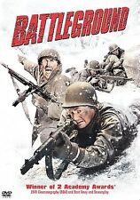 Battleground (DVD, 2005) Brand New Sealed War Film 1949