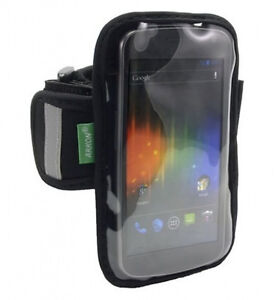 "XXL-Armband: Smartphone Workout Armband - Up to 4.8"" screen or 5.5"" height"