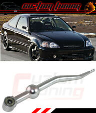 1988-2000 HONDA CIVIC EG EK EM EH JDM CHROME DUAL BEND SHORT THROW QUICK SHIFTER