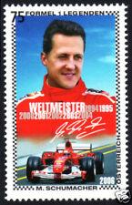 Austria 2006 Formula 1 Legends - Michael Schumacher MNH